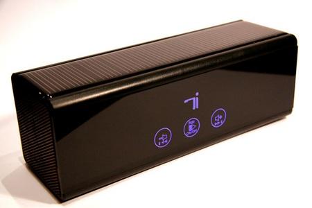 Devotec Solar Sound Bluetooth Speaker System