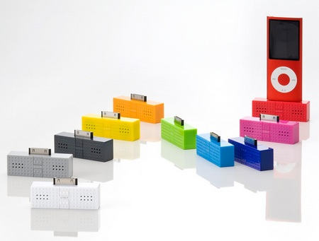 Elecom SoundBlock ASP-P300 iPod Speaker Dock