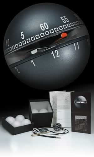 Eris Planetary Sphere Watch