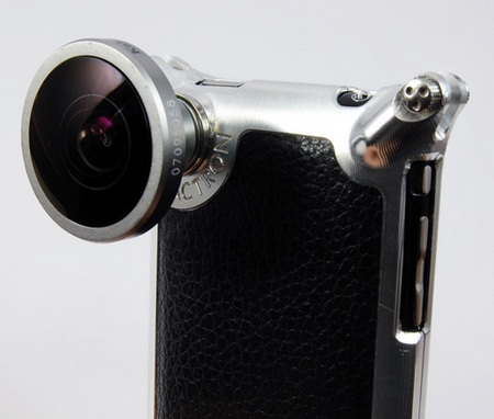 Factron Quattro for iPhone SP Case with Lens