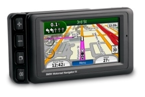 Garmin BMW Motorrad Navigator IV Motorcycle-friendly GPS Device