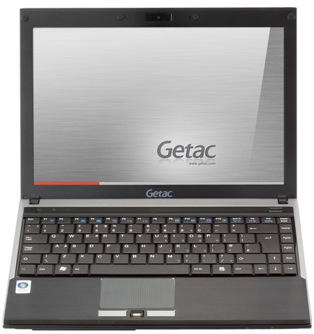 Getac 9213 Business Rugged Notebook front