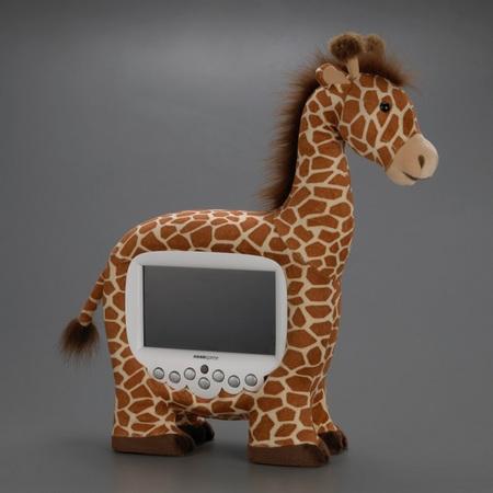 HANNSpree Animal Display giraffe