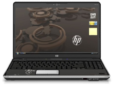 HP Pavilion dv6t series Entertainment Notebook