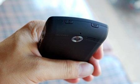 HP iPAQ K3 Obsidian top