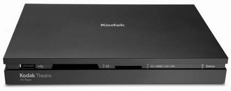 Kodak Theatre HD Player does WiFi and 1080p