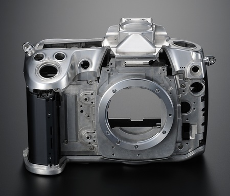 Nikon D300s DSLR Mg body