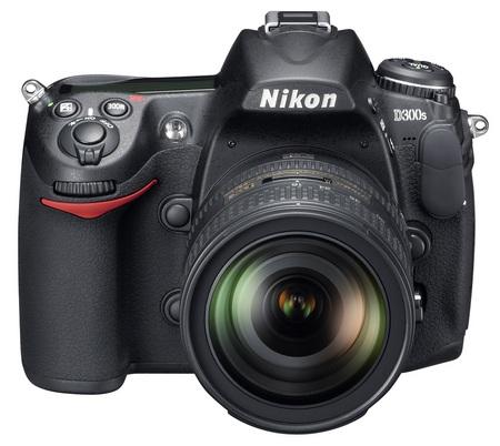 Nikon D300s DSLR front