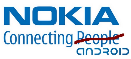 Nokia to have Android Smartphone