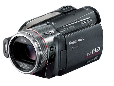 Panasonic HDC-HS350 Full HD Camcorder with 240GB