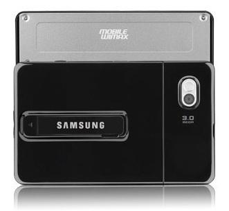 Samsung Mondi WiMAX MID back