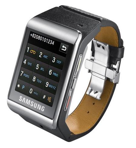 Samsung S9110 Touchscreen Watch Phone