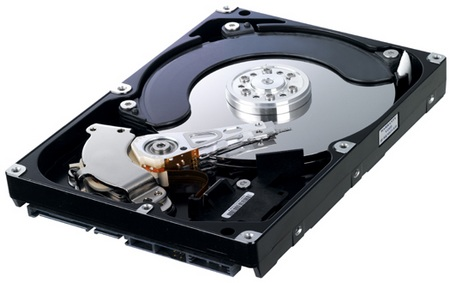 Samsung Spinpoint F3 two-platter 1TB Hard Drive