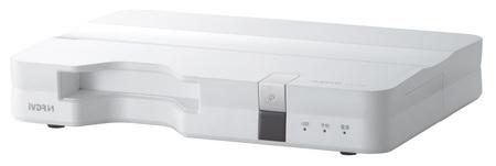 Sanyo Repoch IVR-S100M iVDR DVR angled