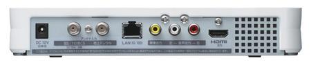 Sanyo Repoch IVR-S100M iVDR DVR ports