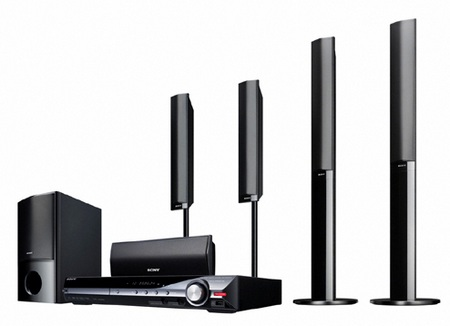 Sony DAV-DZ790K DVD Home Theater System