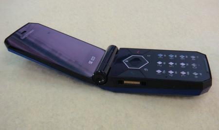 Sony Ericsson Bao Flip Phone