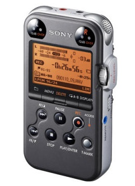 Sony PCM-M10 Digital Audio Recorder