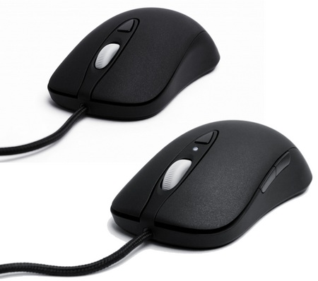 SteelSeries Xai and Kinzu Gaming Mice