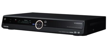 Toshiba Vardia RD-E1004K and RD-E304K HDD DVD Recorders