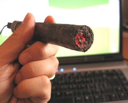 USB Cigar Flash Drive