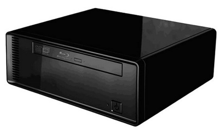 Valore Ion 330-BD Nettop - Atom 330, Blu-ray