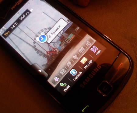 Verizon Samsung Glyde 2 U960 QWERTY Phone 3