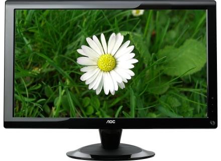 AOC 2436Vw Full HD LCD Display