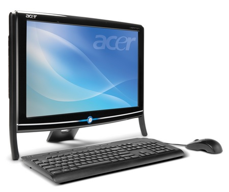 Acer Veriton Z280G-EA271CP Atom All-in-One PC