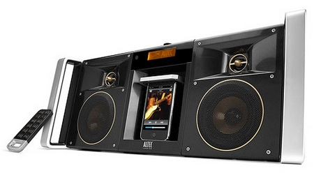 Altec Lansing MIX iMT800 Boombox 1