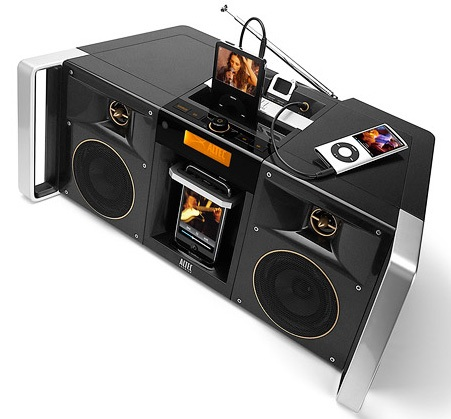 Altec Lansing MIX iMT800 Boombox