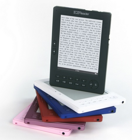Astak EZ Reader Pocket PRO e-book reader