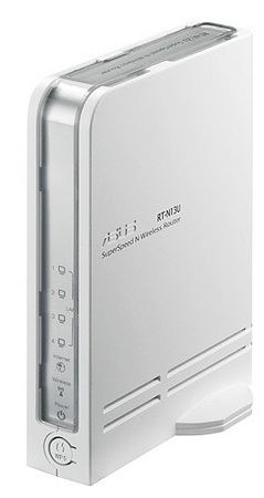 Asus RT-N13U Wireless Router with Shared Printer Connectivity
