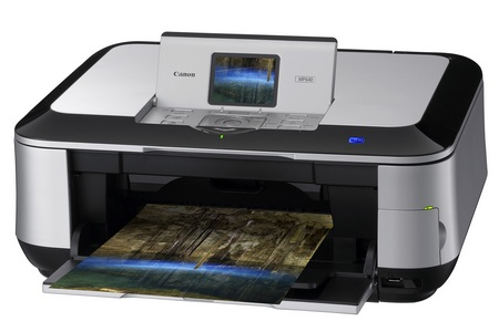 Canon PIXMA MP640 Wireless Photo AIO Printer