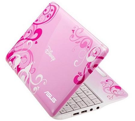 Disney Netpal by Asus princess pink