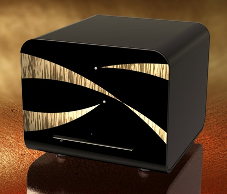 Gaiser High End First-class Computer with Gold and Diamond 1