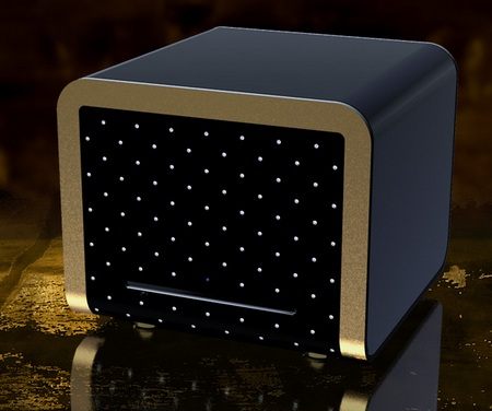 Gaiser High End First-class Computer with Gold and Diamond 23