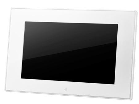 Green-House GHV-DF7GD 7-inch Digital Frame white