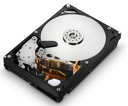 Hitachi Deskstar 7K2000 - First 7200RPM 2TB Hard Drive