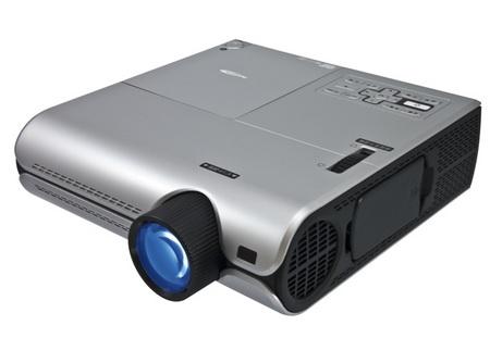 Kumazaki-Aim NRT-350 Projector with built-in DVD Player 1