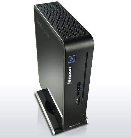 Lenovo IdeaCenter Q700 home entertainment PC top