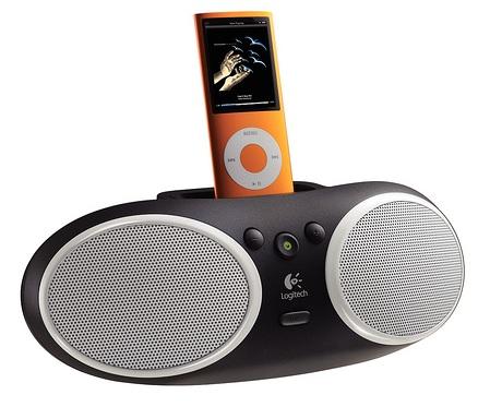 Logitech Portable Speaker S125i for iPod