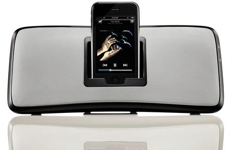 Logitech Rechargeable Speaker S315i iPod speaker white
