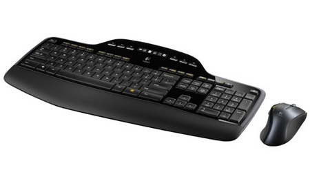 Logitech Wireless Desktop MK700 1