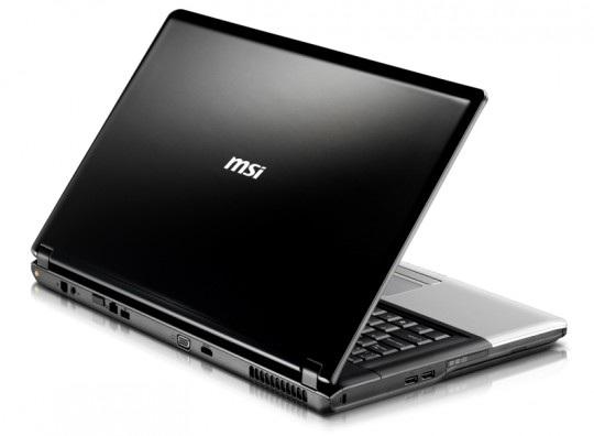 MSI C-series Notebook PCs