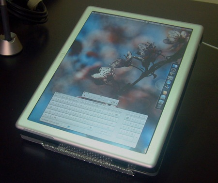 MacCores iTab Mini Touchscreen MacBook Mod