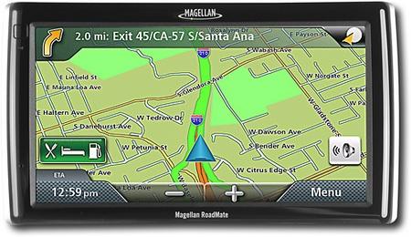 Magellan RoadMate 1700 GPS Navigator