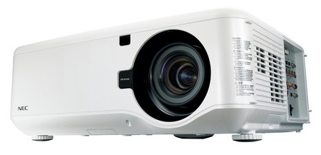 NEC NP4100 Professional Installation Projector