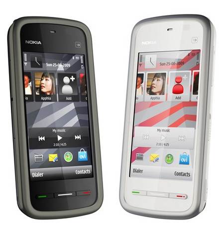 Nokia 5230 Entry-level Touchscreen Phone