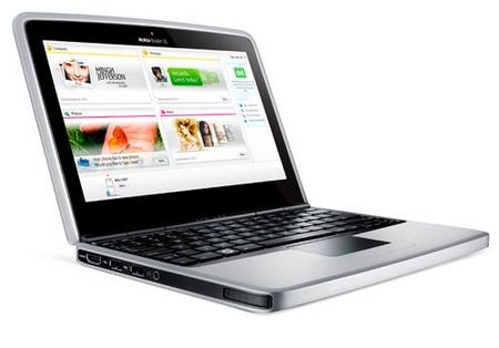 Nokia Booklet 3G Mini Laptop